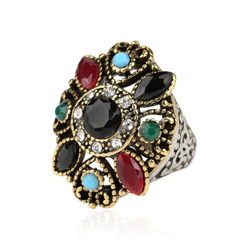 Dual Ring Jewelry