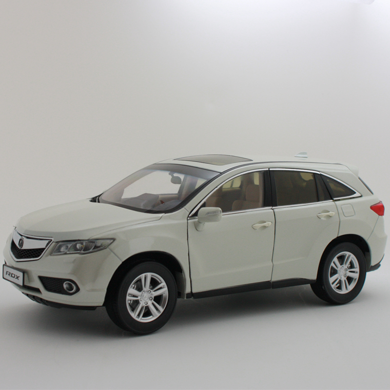 DIECAST MODEL,DEALER 1:18 China HODNA ACURA ZDX,CITY SUV