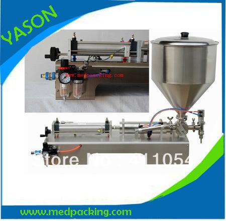 Cream filling machine Shampoo Cosmetic Filling Machine 50-1000ml GRINDING - Packing Machinery store