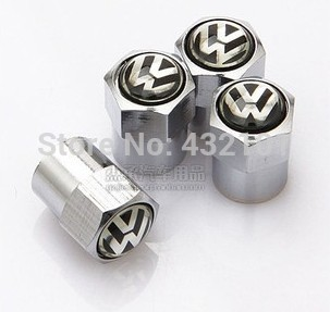for Volkswagen VW GTI new polo Jetta Magotan golf 6 CC Passat Golf 6 Golf 7 EOS Scirocco Jetta MK5 MK6 valve cap(China (Mainland))
