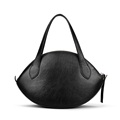 Ladies Black Small Bag Luxury Handbags High Quality Fashion Women Tote Bag Genuine Real Leather purses