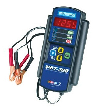 100% high quality PBT-200 type car battery tester DHL free shipping(China (Mainland))