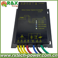 LED display Wind solar hybrid charge controller for 600w max wind generator and 12V 150W 24V