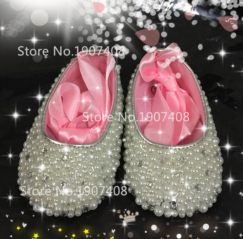 Baby Shoes handmade  Boots toddler bling shoes pacifier lovely baby girl shoes Toddler Girl Boy  Snow Crib Shoes Winter Booties