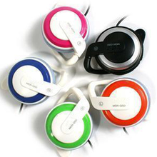 S530 3.5mm Super Bass Ear Hook Earphone Hanging Headphones Headsets Universal For iPhone Samsung iPad 4 Sony MP3