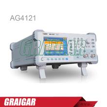 Owon AG4121 Single channel generador de onda arbitraria 4 pulgadas alta resolución TFT LCD 120 MHZ de ancho de banda y 400 MSa / S frecuencia de muestreo