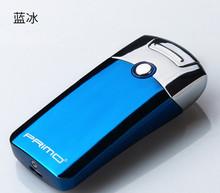 7bc73e86f4e Primo de Plasma USB Mais Leve Personalidade À Prova de Vento Cigarro  Eletrônico Fumaça de Cigarro Mais Leve Isqueiros Gadgets pa.