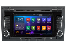 Android 4.4  Car DVD player Radio Stereo GPS for Audi A4 RS4 S4 2002 – 2007 /  capacitive sceen 3G OBD DVR WIFI