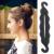 24cm Hight Quality Women Magic Foam Sponge Hairdisk Hair Device Donut Quick Messy Bun Updo Headwear Hair Accessories Y1R2