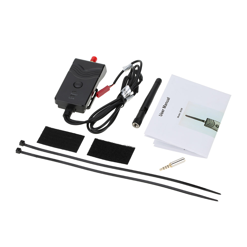 903W Waterproof 2.4G 30fps Realtime Video WIFI Transmitter for FPV Aerial Photography