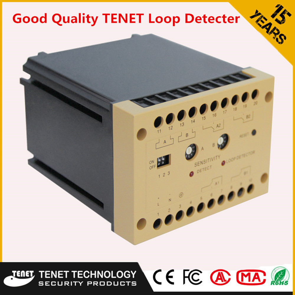 (TLD-500)Good Quality Traffic Inductive Loop Vehicle Detector Signal Control Ground Sensors for parking system(China (Mainland))