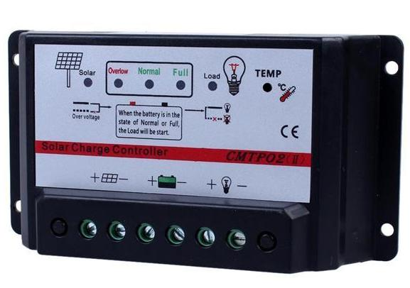 10A 12V/24V Auto Switch MPPT Solar Panel Battery Regulator Charge Controller(China (Mainland))