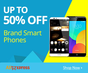 Brands smart phones--up to 50% off 100% Affiliate products