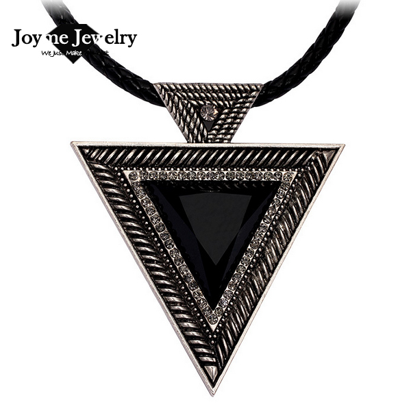 fashion vintage necklace Antique gold silver Plated Pendant statement Necklace sweater Accessory Women - Joyme brand boutique jewelry store