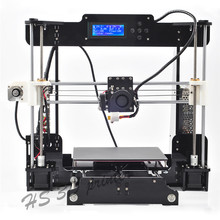 2016 New Acrylic Frame Reprap Prusa I3 DIY 3D Printer 3 D impressora KIT Machine with