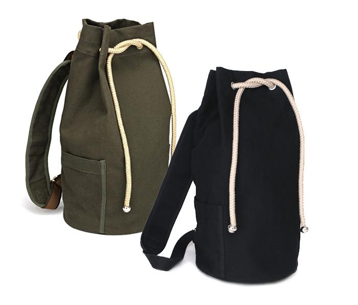 Hot 2015 large capacity font b drawstring b font backpack men canvas bucket font b bag