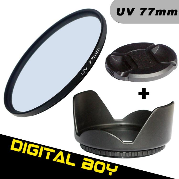 Фильтр для фотокамеры Digital Boy 1 77 + 77 + 77 Canon Nikon 24/105 70/200 77mm UV цифровой диктофон digital boy 8gb usb ur08