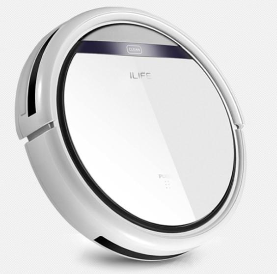 CHUWI Intelligent Robot Vacuum Cleaner for Home Slim, HEPA Filter,Cliff Sensor,Remote control Self Charge V3 ROBOT ASPIRADOR(China (Mainland))