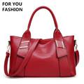 Free Shipping New Women Top handle Bag Soft Leather Handbags Large Capacity Women Bag Zipper Ladies