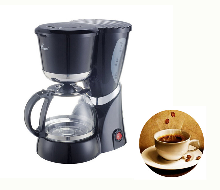 Electric Coffee Maker No Plastic : Aliexpress.com : Buy Electric coffee maker 550W Food grade PP safe Automatic coffee machine 220V ...