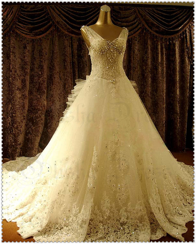 Buy new wholesale real photo brilliant for Wholesale wedding dress suppliers