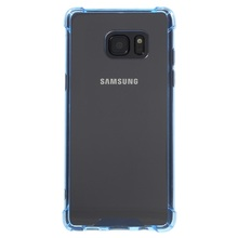 for Galaxy Note 7 N930 Hybrid Mobile Phone Bag Thin TPU Frame + Acrylic Protective Shell Phone Cases for Samsung Galaxy Note 7