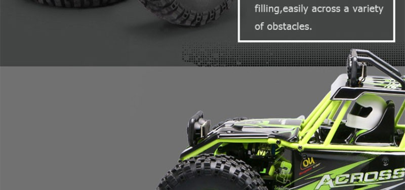 High speed 50KG/H WL12428 4wd drive Rc Car 1/12 Scale Remote Control Climbing Off Road Buggy Hobby Similar Racing car vs p601