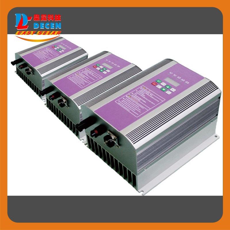 DECEN@ 750W AC Water Pump+1500W Solar Pump Inverter For Solar Pump System Adapting water head(81-56m)Daily Water Supply(1-10m3)(China (Mainland))