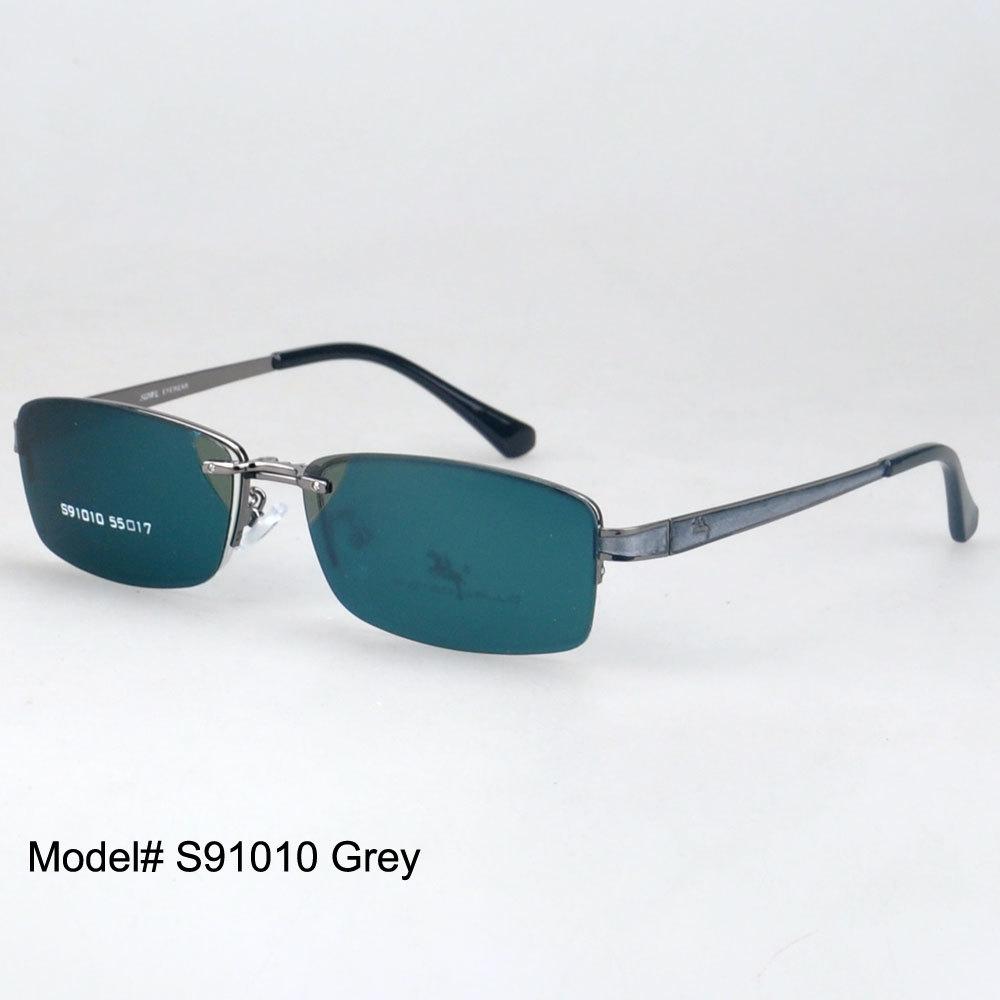 Sunglass Clip Ons For Rimless Sunglasses | SEMA Data Co-op