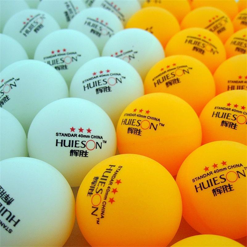 30 Pcs 3-Star 40mm 2.8g Olympic Table Tennis Balls Ping pong Ball Pingpong Ball Amateur Training Ball(China (Mainland))