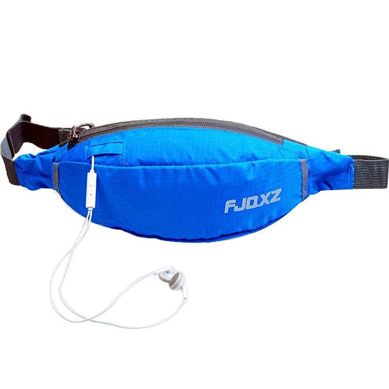 8 Colors Waterproof Sport Running Climbing Cycling Waist Packs Fashion Outdoor Riding Pockets Women Men Waist