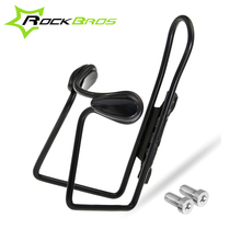 Buy New ROCKBROS Alien Style Bicycle MTB Bike Cycling Bottle Cage Aluminium Alloy Mounting Water Bottle Holder Cage Rack 4 Colors for $4.99 in AliExpress store