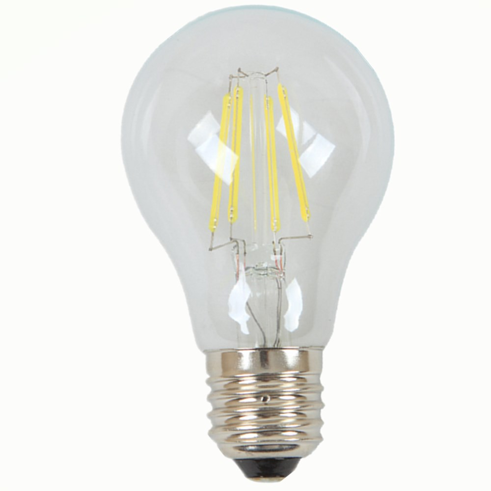 E27 high power 230v 120v Christmas lights led bulb warm cool white E 27 b22 lampada glass clear light new 2015 Edison retro(China (Mainland))