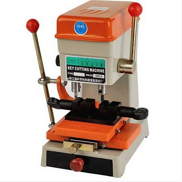 Free shipping by DHL 3pcs 368A key cutting duplicated machine,220V/110V ,locksmith tools.200w.key machine(China (Mainland))
