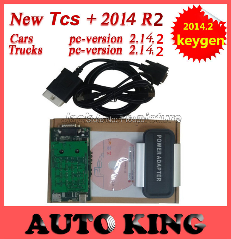 Crazy Buy ! Free Shipping! with 2014.2 software keygen !!! black tcs CDP PRO scanner +Plus3 in1 for cars trucks --Best quality!(China (Mainland))
