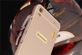 Etui Lenovo Lemon K3 Note Metalowa Obudowa Bumper