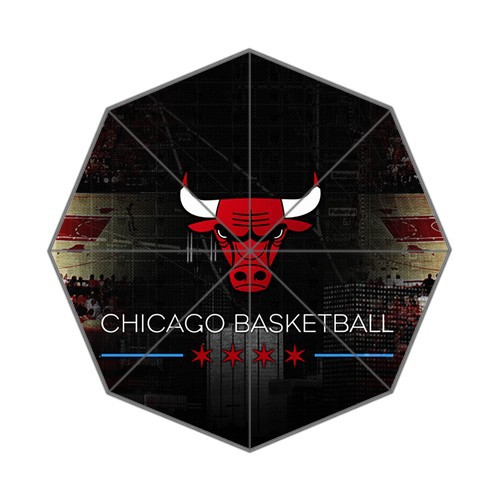 High Quality Chicago Bulls auto umbrella hot sale(China (Mainland))