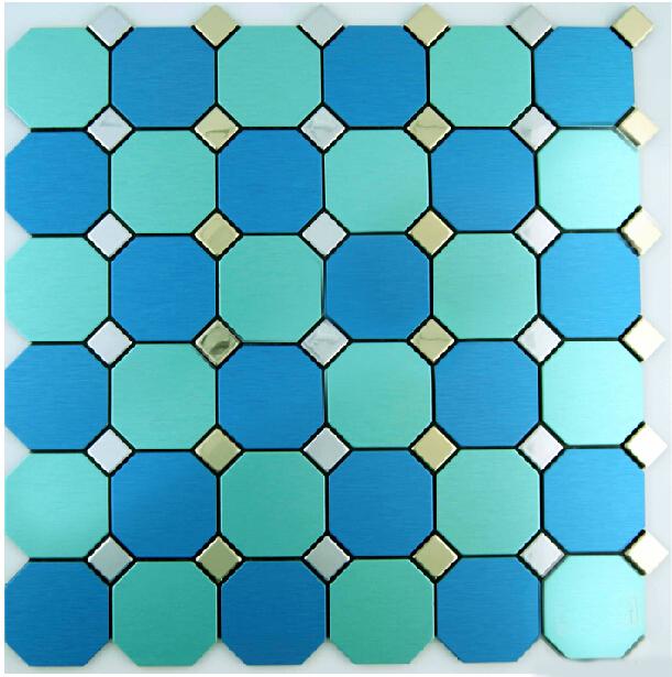 Backsplash self adhesive tiles