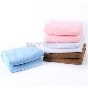 Retail 1pcs Magic bath towel bathrode for adult women men universal Creative Variety Microfiber Fabric five