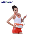 Electric Massager Massage Belt 2016 New dual Core Spiral Vibration Crazy Fit Fat Burning Massager with