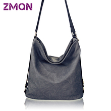 Women Shoulder Bags For Women Large Capacity Messenger Bags Book Women Bag Casual Soft Leather Shoulder Worth Item 2016 New 517(China (Mainland))