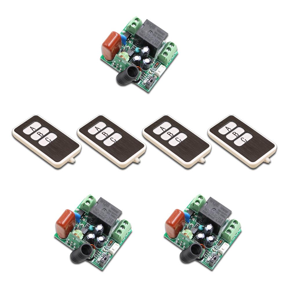 Rf interrupteur lectrique promotion achetez des rf Commande porte de garage electrique