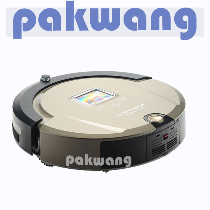 Intelligent Floor Vacuum Cleaner Robot Smart Robotic Automatical Fully-automatic Dust(China (Mainland))