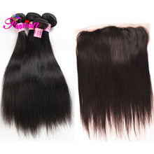 Lace Frontal Closure With Bundles Straight Hair With Frontal 13×4 Lace Frontal With Bundles Lace Frontal Closure With 4 Bundles