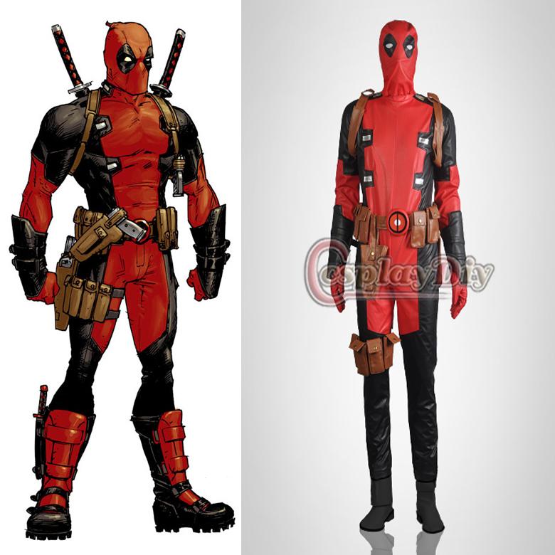 Gallery For gt Deadpool Full Body Suit
