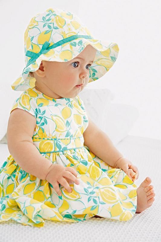 2016 retail Summer Fashion Baby Girl Clothes 0 24M cute