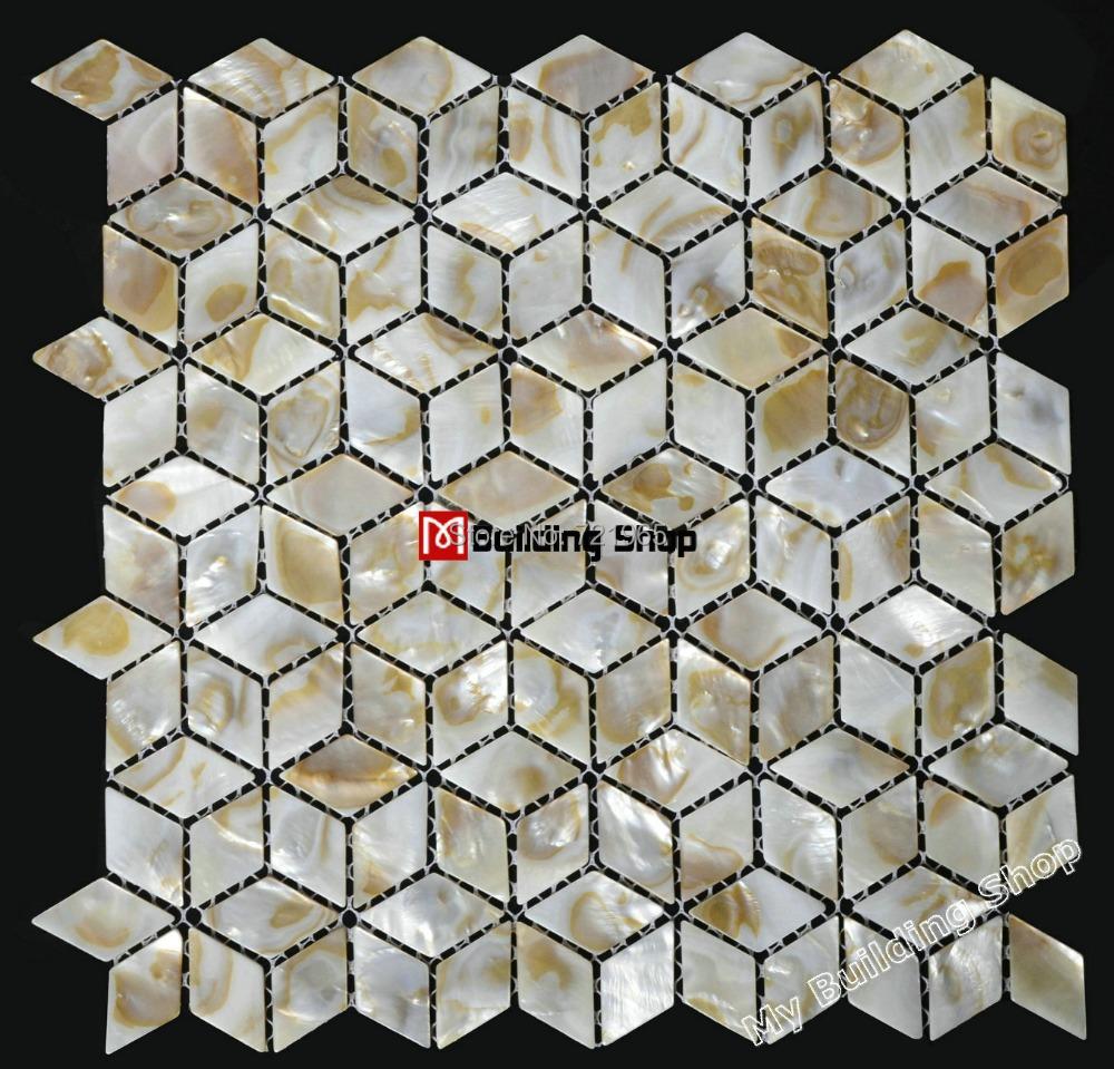 mother of pearl shell tile kitchen backsplash tiles mop119 natural sea