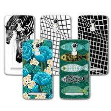 Buy Hot Sale Lovely Painting Soft Silicone Homtom HT17 Case, Colorful funda Skin Back Cover Doogee Homtom HT17 / HT17 Pro Case for $1.35 in AliExpress store