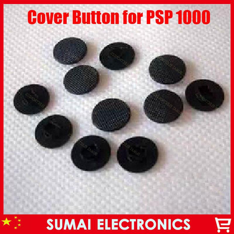 Free shippig For PSP1000 3D Analog Joystick Stick Cap 12pcs/lot Black<br><br>Aliexpress