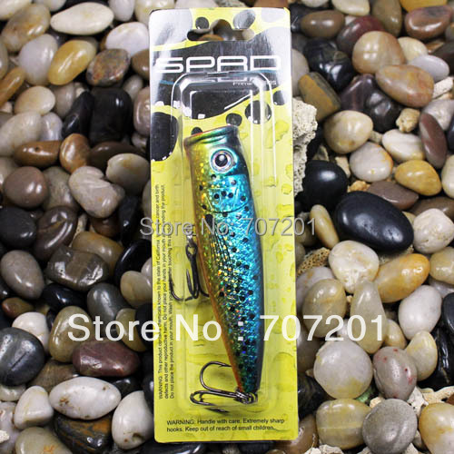 """One PC SPRD """"SPRO STANDARD OVERSTOCK LURES"""" Fishing Lures Popper Lures Baits(China (Mainland))"""